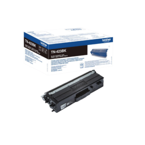 Brother Cartouche de toner TN-423BK (Noir) Original